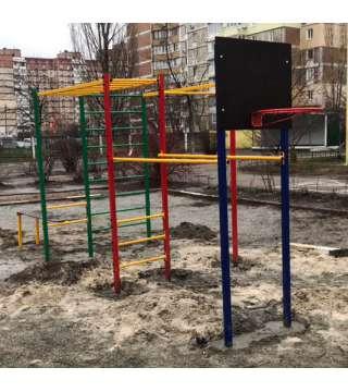 Спортивная площадка PlayGraund-3