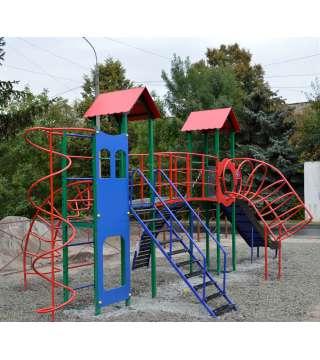 Дитячий спортивно-ігровий майданчик PlayGraund-5