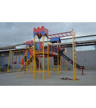 Дитячий ігровий майданчик PlayGraund-6