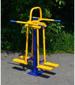 Уличный тренажер для мышц бедра RM-05