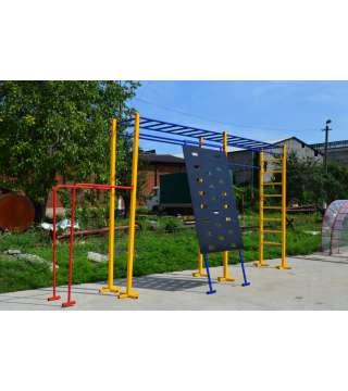 Вуличний  спортивний комплекс Sport Play-6