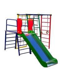 Вуличний дитячий спортивний комплекс Sport Play-3