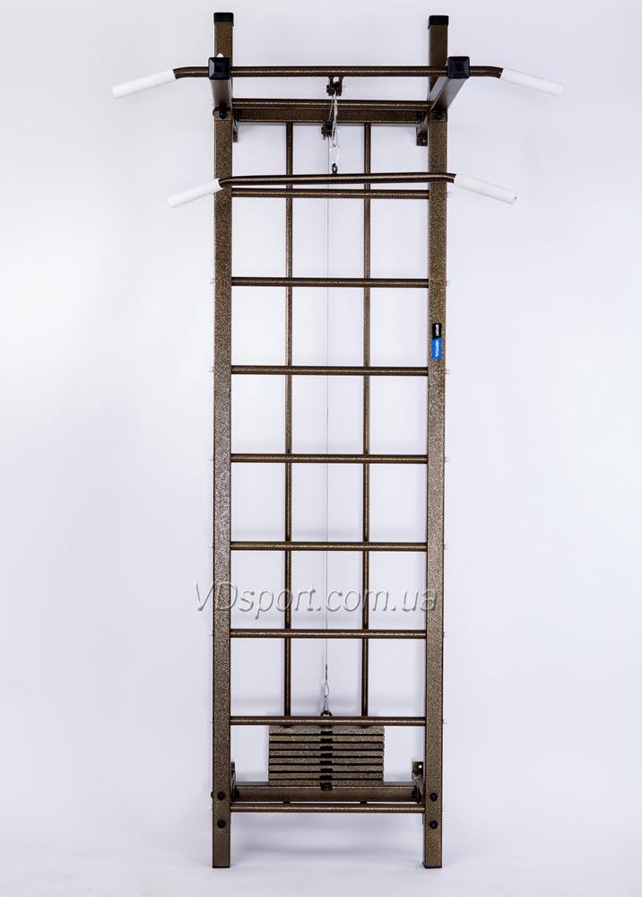 BOSS INTENSIVE шведская стенка с грузоблочной системой